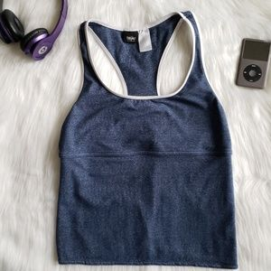 Mossimo workout racerback tank top